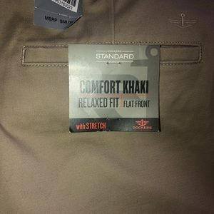 Men's Dockers Pants khaki size 34